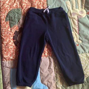Boy polo Sweatpants Size 4